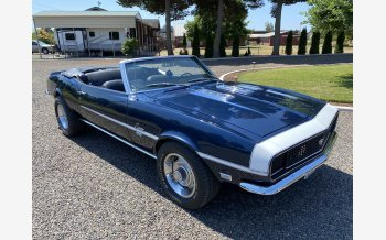1968 Chevrolet Camaro SS Convertible for sale 101561390