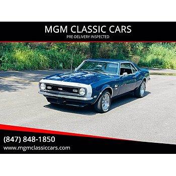 1968 Chevrolet Camaro for sale 101578324
