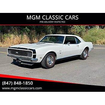 1968 Chevrolet Camaro for sale 101581221