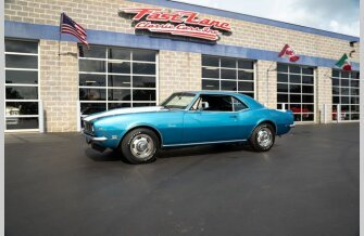 1968 Chevrolet Camaro for sale 101607025