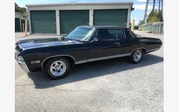 1968 Chevrolet Caprice Classic Coupe for sale 101066408