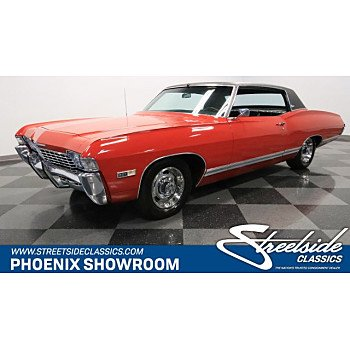 1968 Chevrolet Caprice for sale 101199481