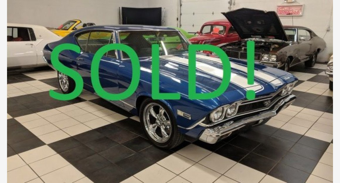1968 Chevrolet Chevelle for sale 101041186