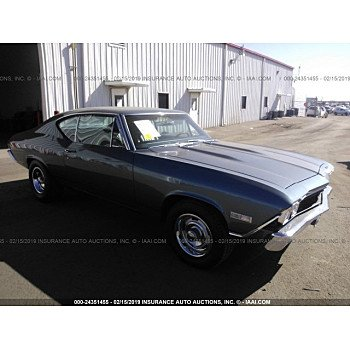 1968 Chevrolet Chevelle for sale 101101577