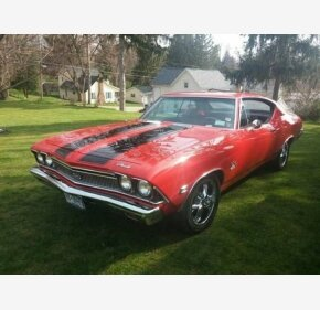 1968 Chevrolet Chevelle for sale 100828617