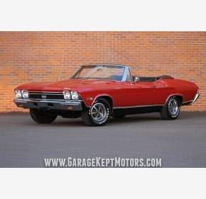 1968 Chevrolet Chevelle for sale 100975877
