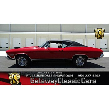1968 Chevrolet Chevelle for sale 100979509