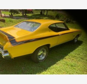 1968 Chevrolet Chevelle for sale 101028334