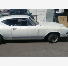 1968 Chevrolet Chevelle for sale 101052342