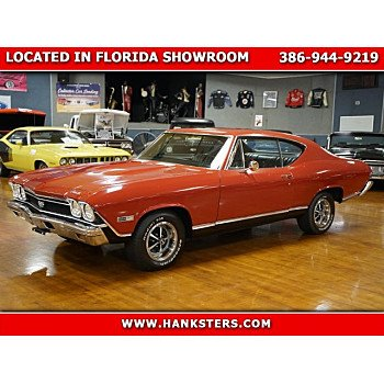 1968 Chevrolet Chevelle for sale 101058725