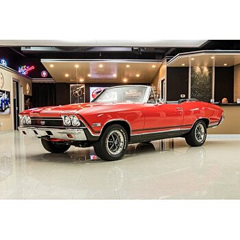 1968 Chevrolet Chevelle for sale 101069748