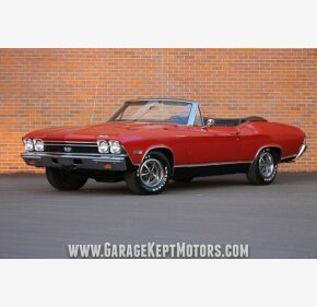 1968 Chevrolet Chevelle for sale 101086243