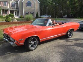 1968 Chevrolet Chevelle SS for sale 101090410