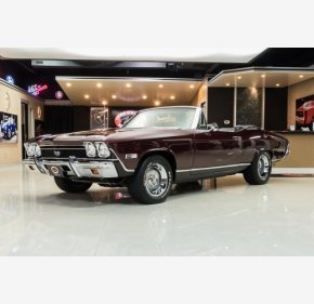 1968 Chevrolet Chevelle for sale 101093511