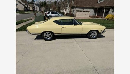 1968 Chevrolet Chevelle SS for sale 101098977
