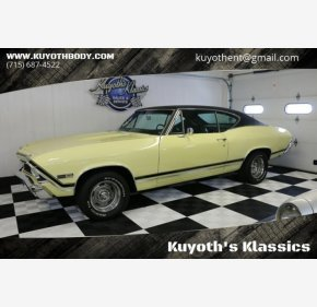 1968 Chevrolet Chevelle for sale 101109809