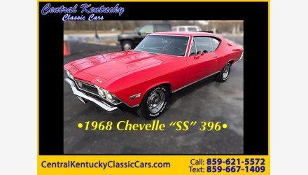 1968 Chevrolet Chevelle for sale 101110335