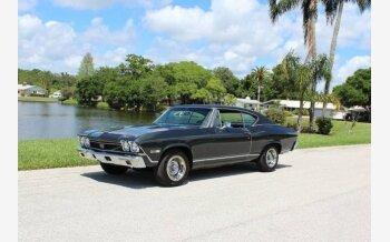 1968 Chevrolet Chevelle for sale 101124927
