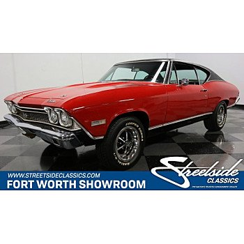 1968 Chevrolet Chevelle for sale 101137941