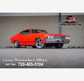 1968 Chevrolet Chevelle for sale 101142145