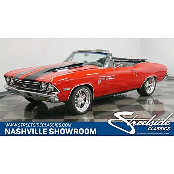 1968 Chevrolet Chevelle for sale 101187068