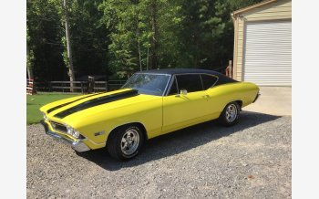 1968 Chevrolet Chevelle SS for sale 101202121