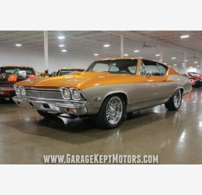 1968 Chevrolet Chevelle for sale 101207637