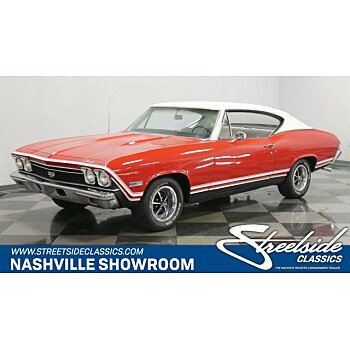 1968 Chevrolet Chevelle SS for sale 101246287