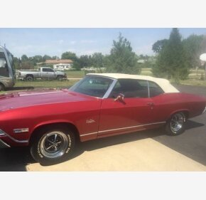 1968 Chevrolet Chevelle for sale 101273019