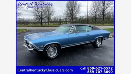 1968 Chevrolet Chevelle for sale 101285783