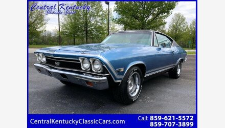 1968 Chevrolet Chevelle SS for sale 101285783