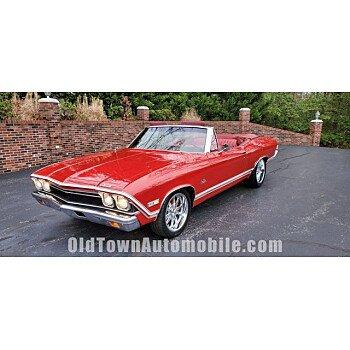 1968 Chevrolet Chevelle for sale 101301496