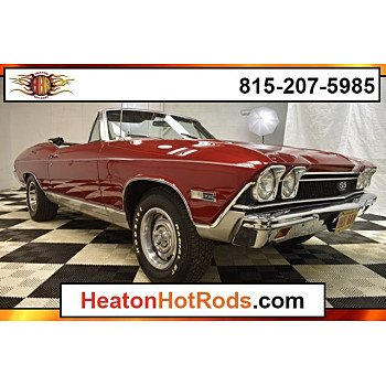 1968 Chevrolet Chevelle for sale 101327584