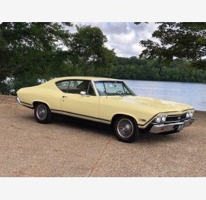1968 Chevrolet Chevelle SS for sale 101349103