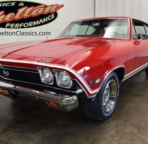 1968 Chevrolet Chevelle SS for sale 101370602