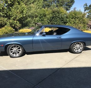 1968 Chevrolet Chevelle SS for sale 101406105
