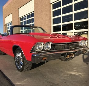 1968 Chevrolet Chevelle for sale 101410265