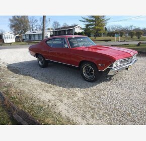 1968 Chevrolet Chevelle SS for sale 101455565