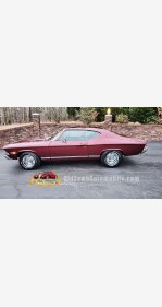 1968 Chevrolet Chevelle SS for sale 101475552