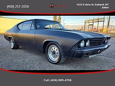 1968 Chevrolet Chevelle Malibu for sale 101479585