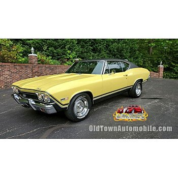 1968 Chevrolet Chevelle SS for sale 101511288