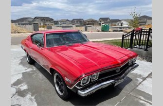1968 Chevrolet Chevelle for sale 101574862
