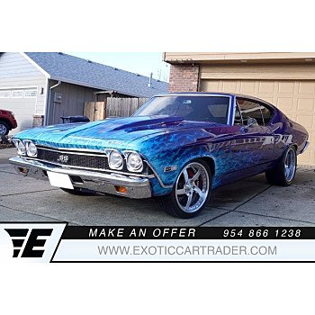 1968 Chevrolet Chevelle SS for sale 101576768
