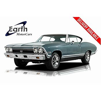 1968 Chevrolet Chevelle SS for sale 101604987