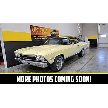 1968 Chevrolet Chevelle SS for sale 101609280