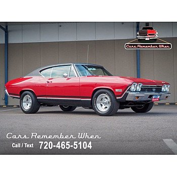 1968 Chevrolet Chevelle SS for sale 101615345