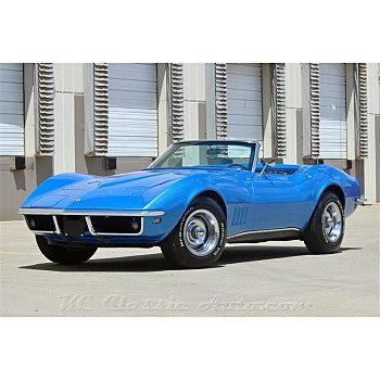 1968 Chevrolet Corvette for sale 100987950