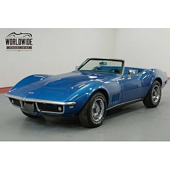 1968 Chevrolet Corvette for sale 101050337