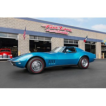 1968 Chevrolet Corvette for sale 101074780