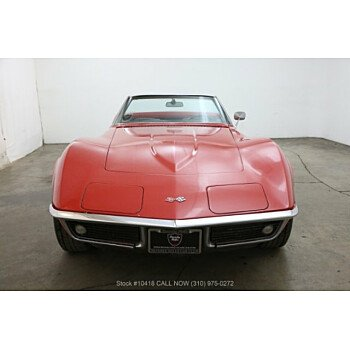 1968 Chevrolet Corvette for sale 101085409